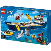 *LEGO City Ocean Exploration Ship