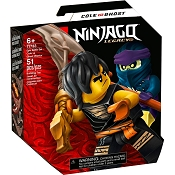 *LEGO Ninjago Epic Battle Set - Cole vs. Ghost Warrior