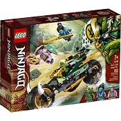 *LEGO Ninjago Lloyd's Jungle Chopper Bike