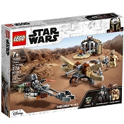 *LEGO Star Wars Trouble on Tatooine