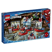 *LEGO Marvel Spider-Man Attack on the Spider Lair