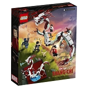 *LEGO Marvel Battle at the Ancient Village