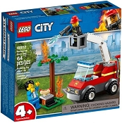 *LEGO City Barbecue Burn Out
