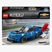 *LEGO Chevrolet Camaro ZL1 Race Car