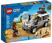 *LEGO City Safari Off-Roader