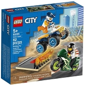 *LEGO City Stunt Team