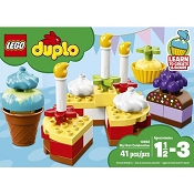 *LEGO Duplo My First Celebration