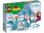 *LEGO Duplo Elsa and Olaf's Tea Party