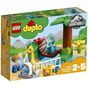 *LEGO Duplo Gentle Giants Petting Zoo