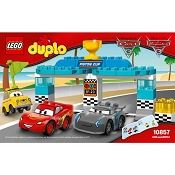 *LEGO Duplo Piston Cup Race