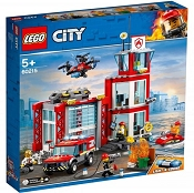 *LEGO City Fire Station