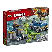 *LEGO Juniors Raptor Rescue Truck