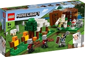 *LEGO Minecraft The Pillager Outpost