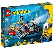 *LEGO Minions Unstoppable Bike Chase