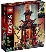 *LEGO Ninjago Empire Temple of Madness