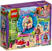 *LEGO Friends Olivia's Hamster Playground