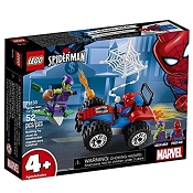 *LEGO Spider-Man Car Chase
