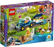 *LEGO Friends Stephanie's Buggy & Trailer