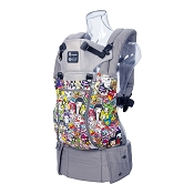 * LILLEbaby COMPLETE All Seasons Baby Carrier - TokiDoki Iconic