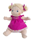 *Rubens Barn Doll - Kid Linnea