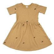 Little & Lively Daphne Dress - Honeycomb