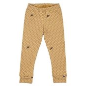 Little & Lively Bamboo/Cotton Leggings - Honeycomb