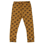 Little & Lively Bamboo/Cotton Leggings - Umber Rainbow