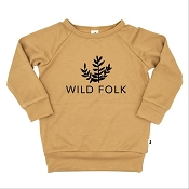 Little & Lively Bamboo Cotton Pullover -