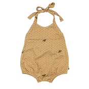 Little & Lively Baby Romper - Honeybee