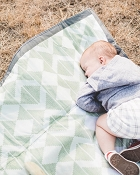 *Little Unicorn Outdoor Blanket