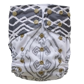 Lighthouse Kids Co. One-Size All-in-One Cloth Diaper