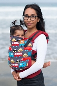 * Tula Ergonomic Baby Carrier - Look for Helpers - Standard Size