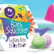 *Loot Bath Squiggler - 7 Pack