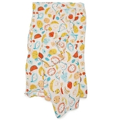 Loulou Lollipop  Luxe Muslin Swaddle  - Cutie Fruits