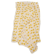 Loulou Lollipop  Luxe Muslin Swaddle  - Lemon