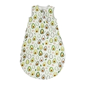 Loulou Lollipop Sleeping Bag 1 TOG - Avocado