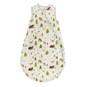 Loulou Lollipop Sleeping Bag 1 TOG - Forest Friends