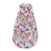 Loulou Lollipop Sleeping Bag 1 TOG - Light Field Flowers
