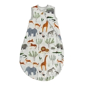 Loulou Lollipop Sleeping Bag 1 TOG - Safari Jungle