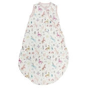 Loulou Lollipop Sleeping Bag 1 TOG - Unicorn Dream