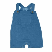 L'ovedbaby Organic Muslin Overall - Pacific