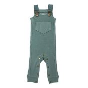 L'ovedbaby Footless Ribbed Overall - Jade