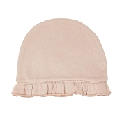 L'ovedbaby Ruffled Cap - Rosewater