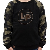 *CLEARANCE* L&P Cotton Crewneck Sweatshirt - Montreal Camo