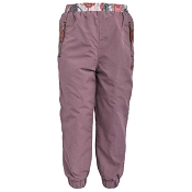 L&P Mid-Season Outerwear Pants Lined in Polar Fleece - Nara (6-12 Months) *CLEARANCE*