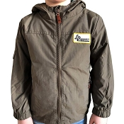 L&P Apparel Outerwear Jacket - Grey Earth