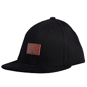 L&P Snapback Cap Brooklyn - All Black