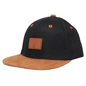 L&P Snapback Hat - Brooklyn - Caramel