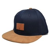L&P Snapback Cap Brooklyn S/S - Navy