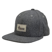 L&P Snapback Cap - Grey Seattle v.1